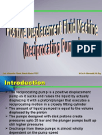 Fluid System 13-Positive Displacement Pump