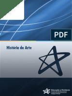 História Das Artes - Aula 1