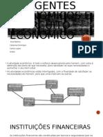 Os Agentes Económicos e o Circuito Económico