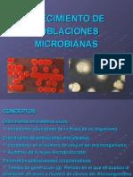 05 - Crecimiento microbiano UNQUI Microbiologia