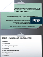 wind load calculation