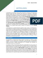 Astrología - Clase 1