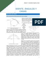 ASTROLOGÍA - Modulo 2 - Ascendente Angulo Casas