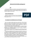 O Endividamento Das Famílias Portuguesas