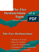 thefivedysfunctionsofateambypatricklencionislides-13302733333128-phpapp01-120226105906-phpapp01.ppt