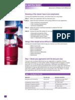 Filter Sentrifuge Seleksi Guide CORNING