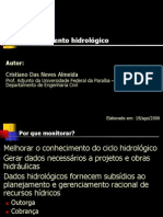 04 - Monitoramento Hidrológico (apresentação).pdf