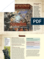 Pathfinder Adventure Card Game - Reglamento