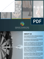 Unihunt Consulting Brochure