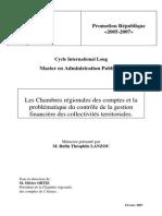 Crc Controle Financier