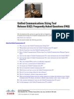 Cisco UC FAQ Version 8