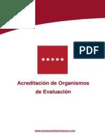 Acreditacion de Organismos de Evaluacion 33