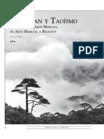 Taijiquan y taoismo