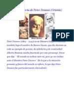 La Última Profecía de Peter Deunov
