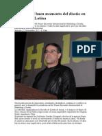 Destacan El Buen Momento Del Diseño en América Latina