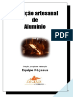 Curso de Fund. Artesan. de Alumínio- Atual.- Doc.