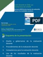 OCDE Evaluacion Docente Chile 1