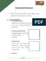 Informe 1 Curvas Equipotenciales