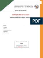 IT-19-Sistema de Deteccao e Alarme de Incendio