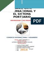 Transporte Internacional 2014