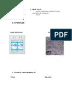 Mecanica de Suelos Informe 1