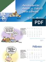 Calendario 2014 OPS