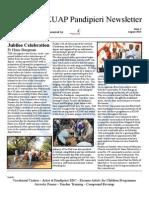 KUAP Pandipieri Newsletter