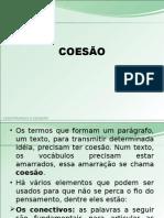COESÃO.ppt
