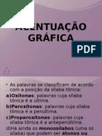 ACENTUAÇÃO GRÁFICA.ppt