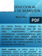 Introduccion Al Estudio de Bernstein