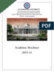Academic Brochure 2013