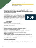 Cahier de Recommandations Du Citoyen