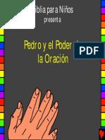 57 Pedro y El Poder de La Oración