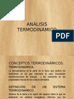 ANALISIS TERMODINAMICO