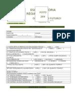 Anamnese de Educação Física -2011(e.v.r)