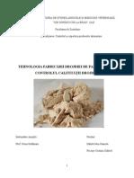 Tehnologia Fabricării Drojdiei de Panificație