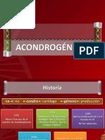 Acondrogénesis