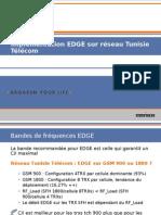 Implémentation EDGE Sur réseau Tunisie Télécom