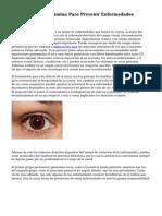 Dermeyes Multivitamina Para Prevenir Enfermedades Oculares