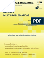Modulo-8 Familias Multiproblematicas