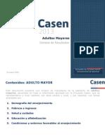 Casen 2013 Adultos Mayores