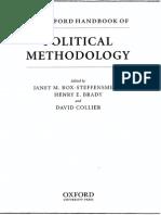 Morton R Williams K_Experimentation in Political Science