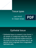 4+5 tissue types and epithelial tissue.ppt