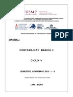 Contabilidad Basica II