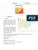 Bhutan Case Study 2