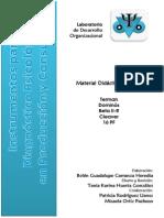 Instrumentos Para El Dx Psic. en Prod. y Consumo