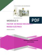 Modulo 3 Factores de Riesgo Mecanico