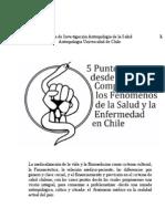 LIAS - 5 Puntos Desde Donde Comprender El Fenómeno de La Salud y La Enfermedad en Chile