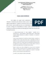 Tributário II - Taxa de Despacho Postal - Anderson de Morais Braga
