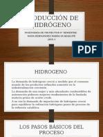PRODUCCIÓN DE HIDROGENO